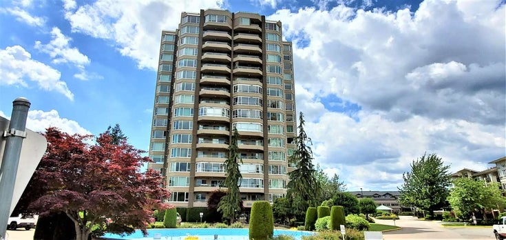 906 3150 GLADWIN ROAD - Central Abbotsford Apartment/Condo for sale, 2 Bedrooms (R2544244)