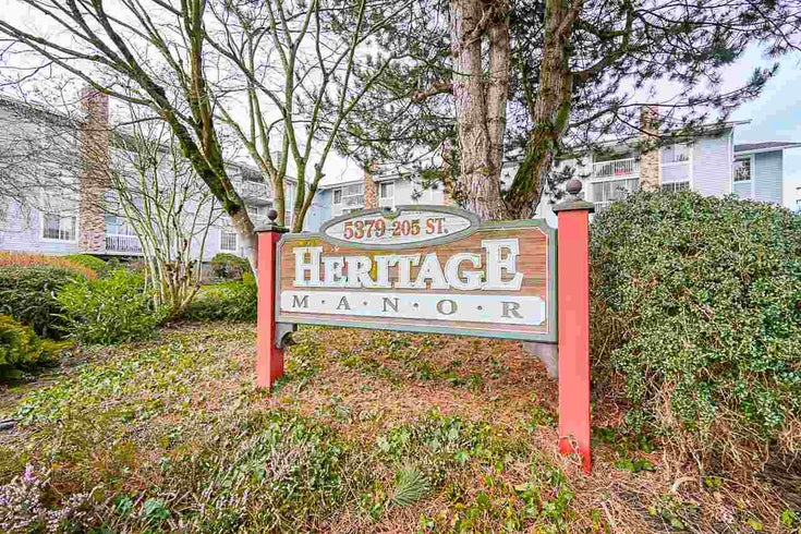 214 5379 205 STREET - Langley City Apartment/Condo for sale, 2 Bedrooms (R2544273)