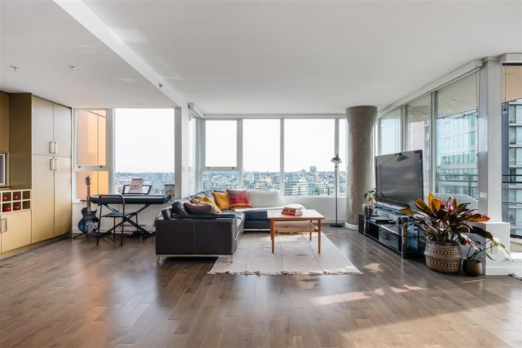 2203 33 SMITHE STREET - Yaletown Apartment/Condo for sale, 2 Bedrooms (R2544308)