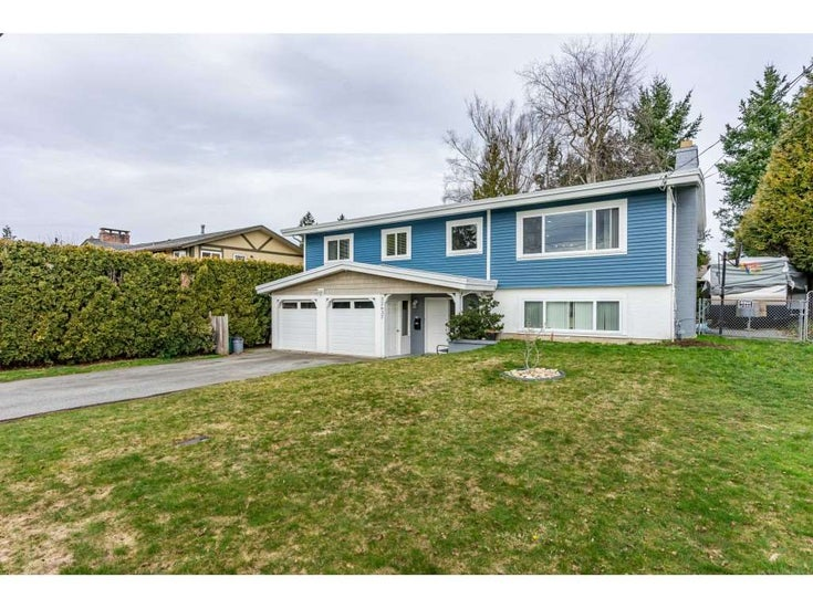 32637 LONSDALE CRESCENT - Abbotsford West House/Single Family for sale, 4 Bedrooms (R2544343)