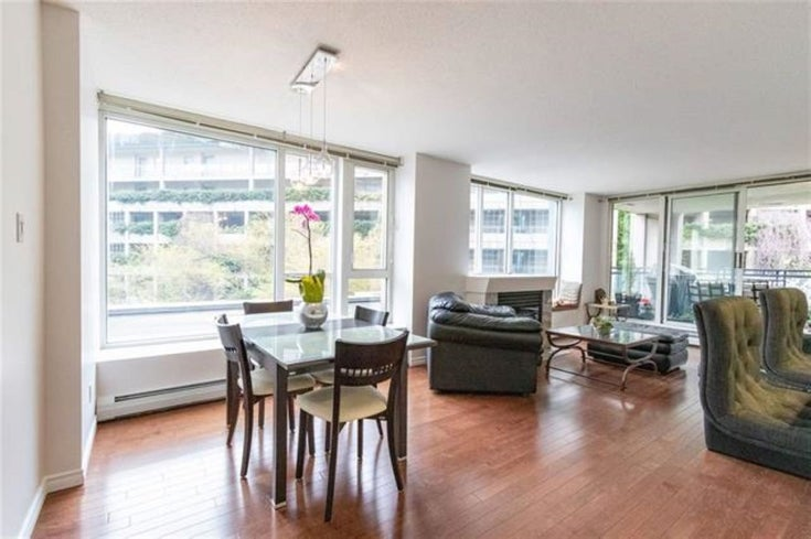 503 183 KEEFER PLACE - Downtown VW Apartment/Condo for sale, 1 Bedroom (R2544344)