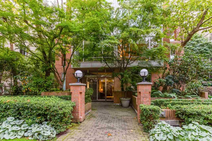 102 1970 HARO STREET - West End VW Apartment/Condo for sale, 2 Bedrooms (R2544382)