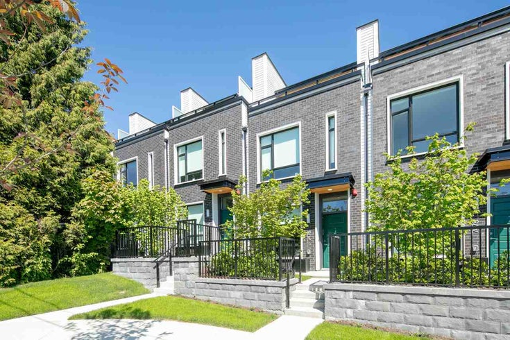7476 GRANVILLE STREET - South Granville Townhouse for sale, 3 Bedrooms (R2544408)