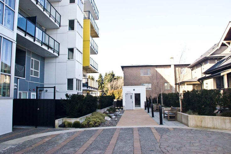 408 809 FOURTH AVENUE - Uptown NW Apartment/Condo for sale, 1 Bedroom (R2544424)