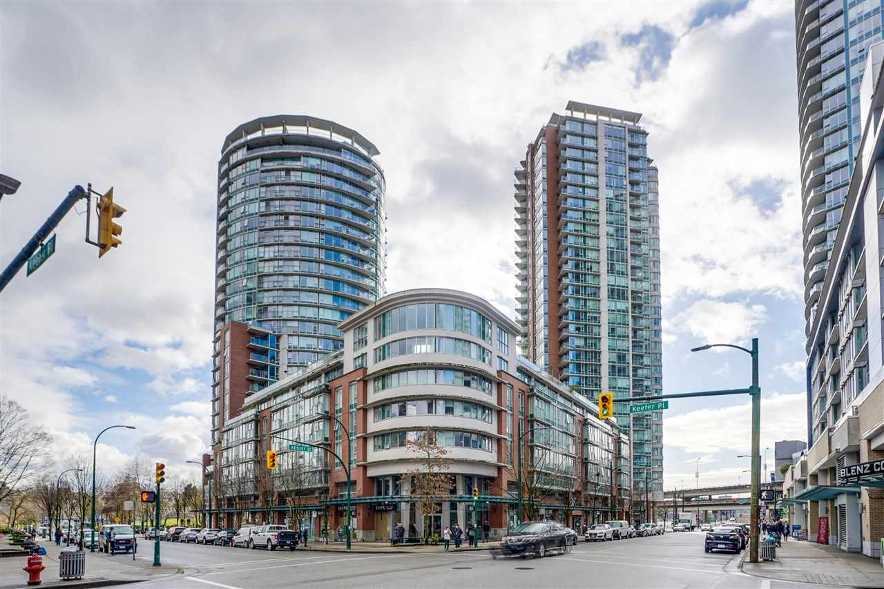 312 618 ABBOTT STREET - Downtown VW Apartment/Condo for sale, 1 Bedroom (R2544438) - #1