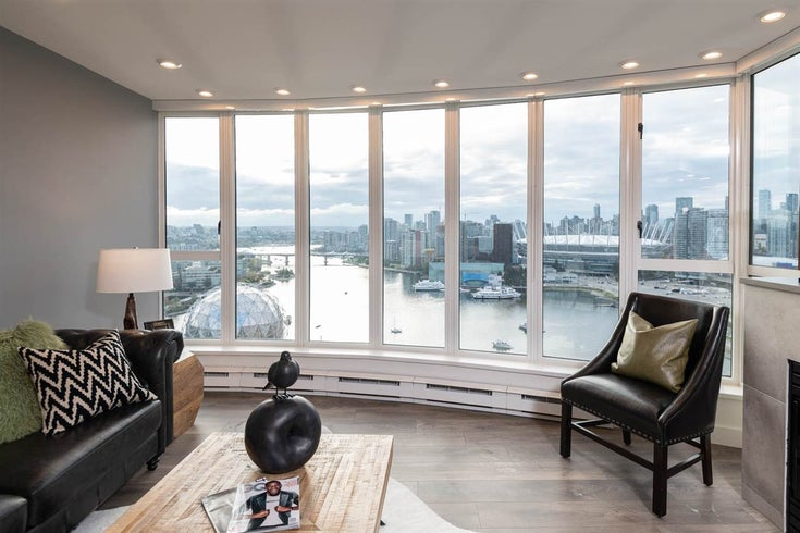 2502 1188 QUEBEC STREET - Downtown VE Apartment/Condo for sale, 2 Bedrooms (R2544440)