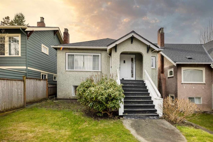 2731 ALMA STREET - Point Grey House/Single Family for sale, 5 Bedrooms (R2544455)