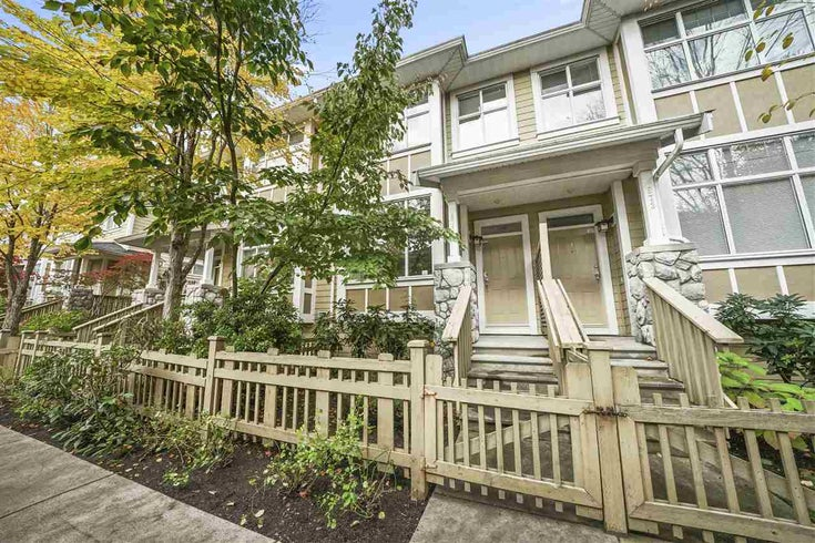 975 WESTBURY WALK - South Cambie Townhouse for sale, 3 Bedrooms (R2544485)