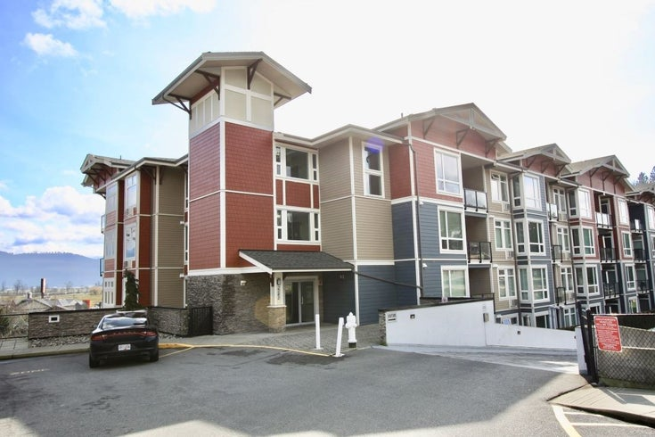 306 2242 WHATCOM ROAD - Abbotsford East Apartment/Condo for sale, 2 Bedrooms (R2544691)