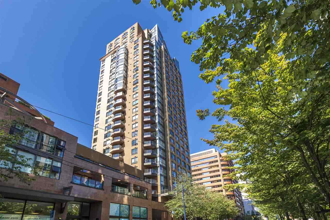 315 1189 HOWE STREET - Downtown VW Apartment/Condo for sale(R2544722) - #1