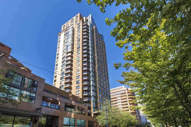 315 1189 HOWE STREET - Downtown VW Apartment/Condo for sale(R2544722)