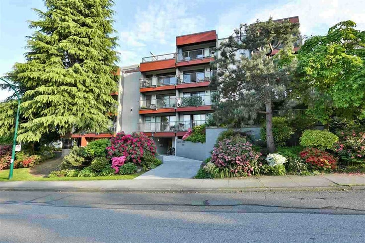201 2120 W 2ND AVENUE - Kitsilano Apartment/Condo for sale, 1 Bedroom (R2544748)