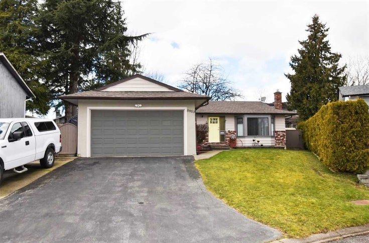 5953 ANGUS PLACE - Cloverdale BC House/Single Family for sale, 3 Bedrooms (R2544793)