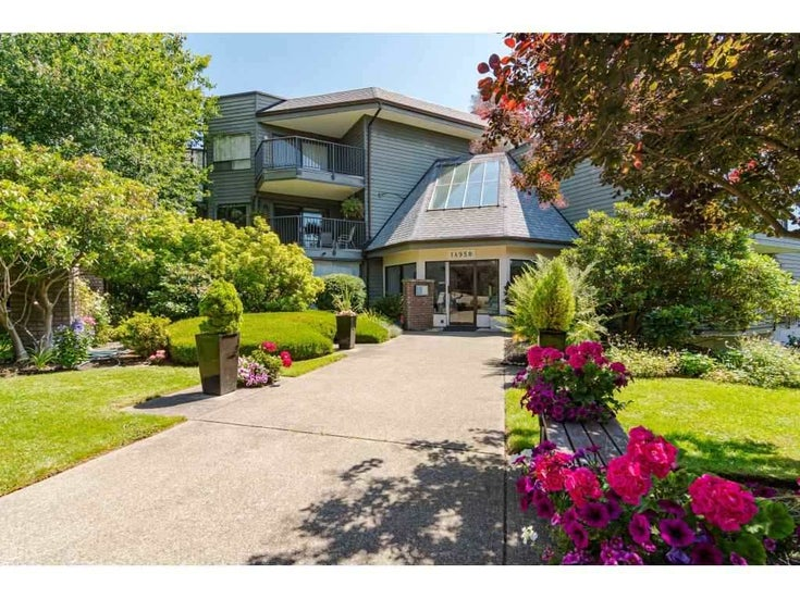 102 14950 THRIFT AVENUE - White Rock Apartment/Condo for sale, 2 Bedrooms (R2544802)
