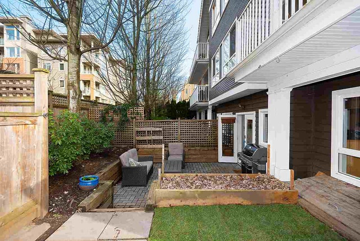 103 128 W 21ST STREET - Central Lonsdale Apartment/Condo for sale, 2 Bedrooms (R2544922)