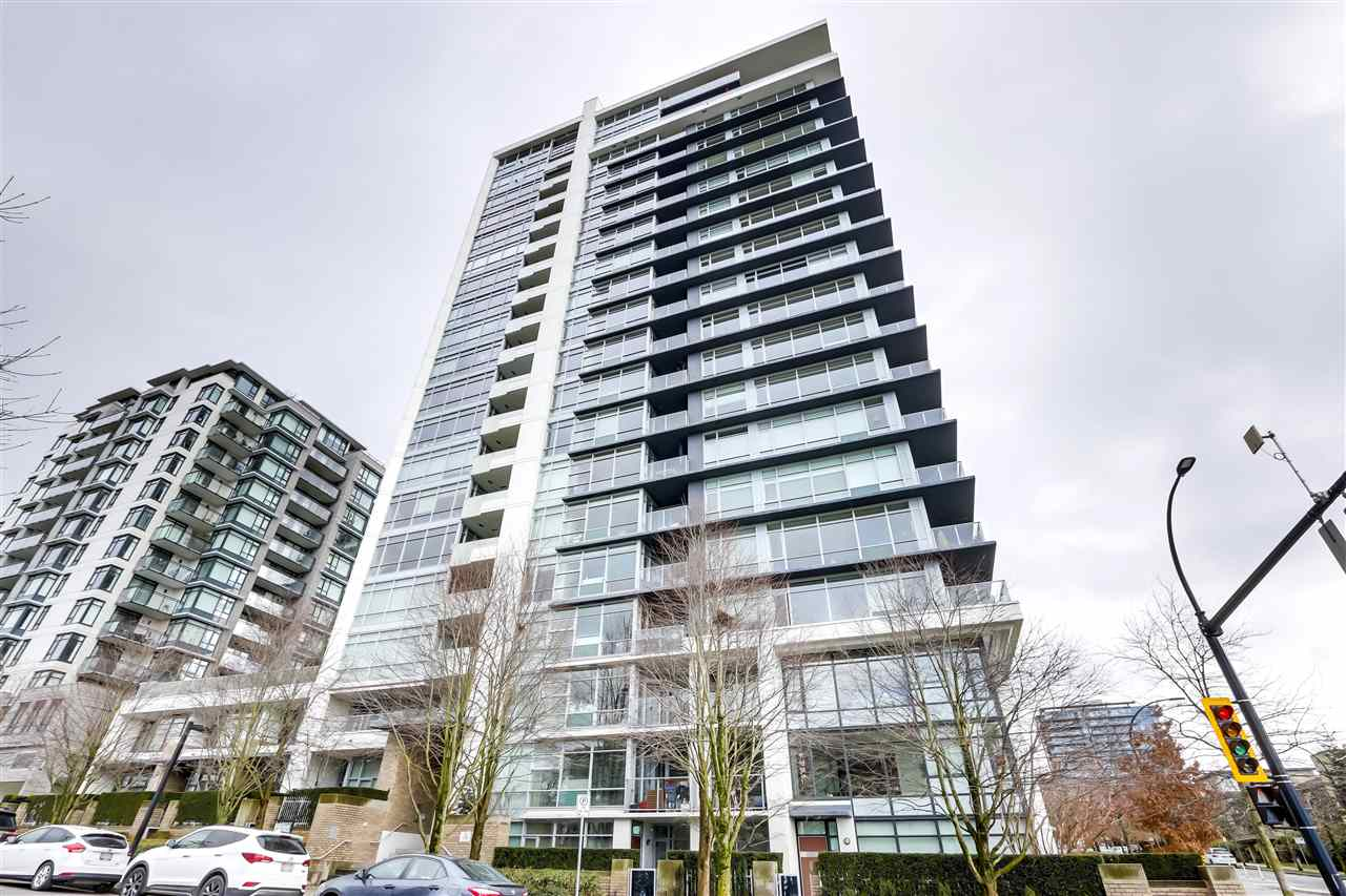 602 1320 CHESTERFIELD AVENUE - Central Lonsdale Apartment/Condo for sale, 2 Bedrooms (R2544927) - #1