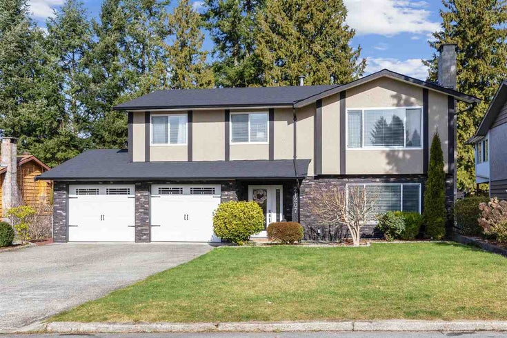 21207 COOK AVENUE - Southwest Maple Ridge House/Single Family for sale, 5 Bedrooms (R2544938)