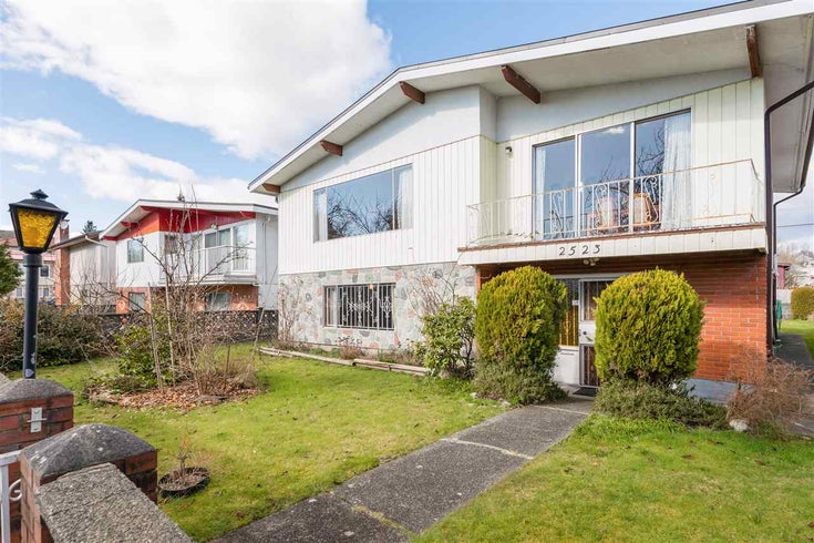 2523 E 12TH AVENUE - Renfrew Heights House/Single Family for sale, 4 Bedrooms (R2544939)