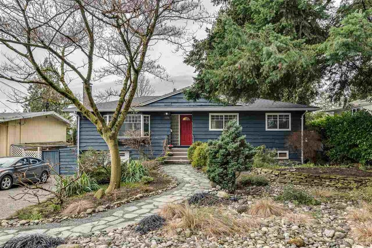 420 TRINITY STREET - Central Coquitlam House/Single Family for sale, 4 Bedrooms (R2544945)