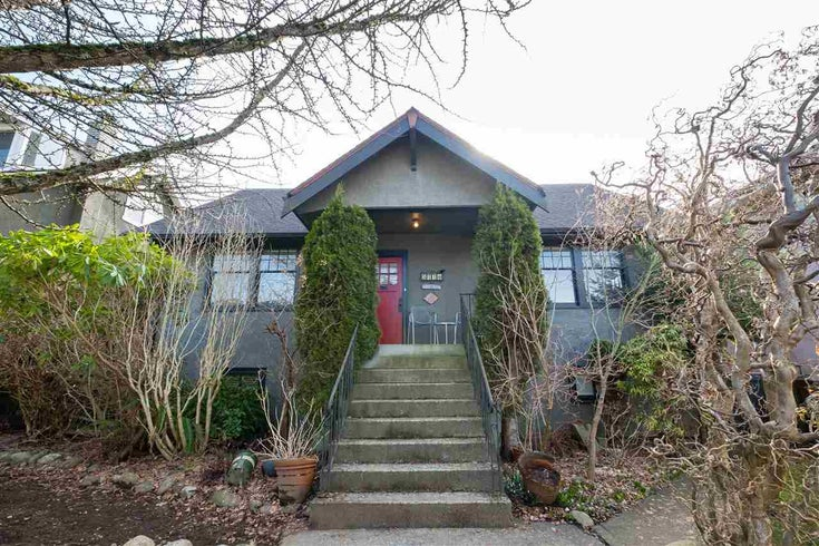 3774 OXFORD STREET - Vancouver Heights House/Single Family for sale, 5 Bedrooms (R2544990)