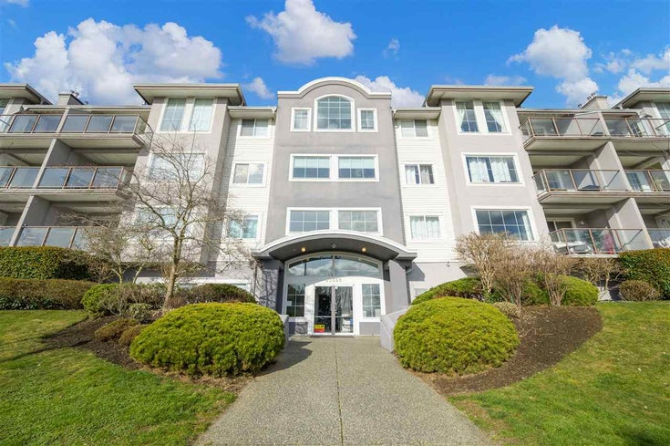 105 33599 2ND AVENUE - Mission BC Apartment/Condo for sale, 2 Bedrooms (R2545025)