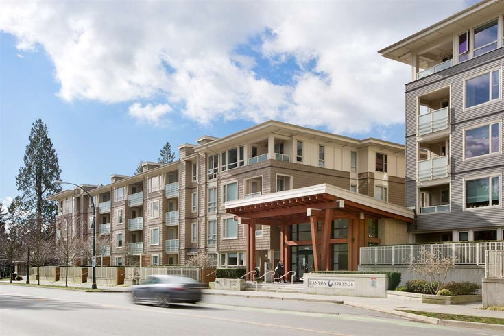108 2665 MOUNTAIN HIGHWAY - Lynn Valley Apartment/Condo for sale, 2 Bedrooms (R2545066)