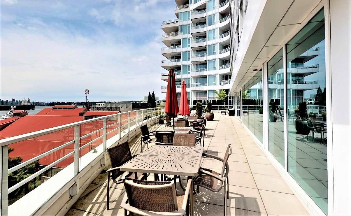 501 162 VICTORY SHIP WAY - Lower Lonsdale Apartment/Condo for sale, 1 Bedroom (R2545117) - #14