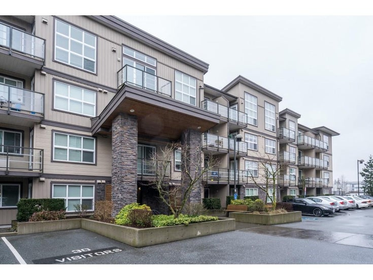 318 30525 CARDINAL AVENUE - Abbotsford West Apartment/Condo for sale, 2 Bedrooms (R2545122)
