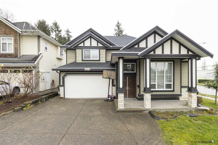 8808 131 STREET - Queen Mary Park Surrey House/Single Family for sale, 5 Bedrooms (R2545128)