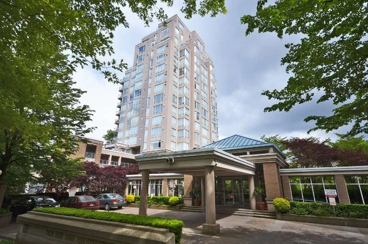 1605 2668 ASH STREET - Fairview VW Apartment/Condo for sale, 1 Bedroom (R2545147)