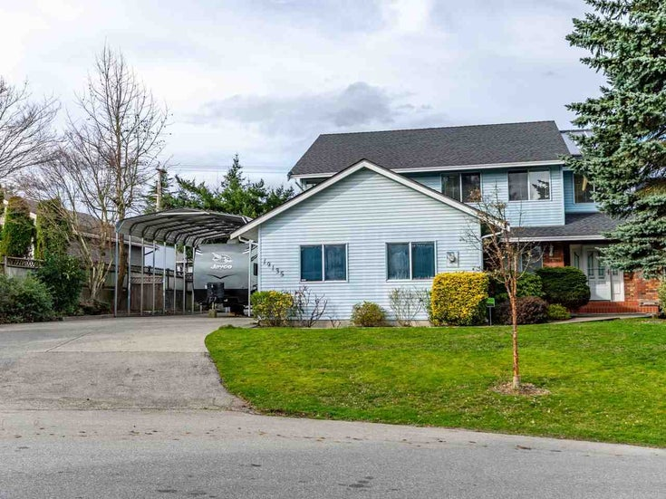 19135 59A AVENUE - Cloverdale BC House/Single Family for sale, 4 Bedrooms (R2545153)