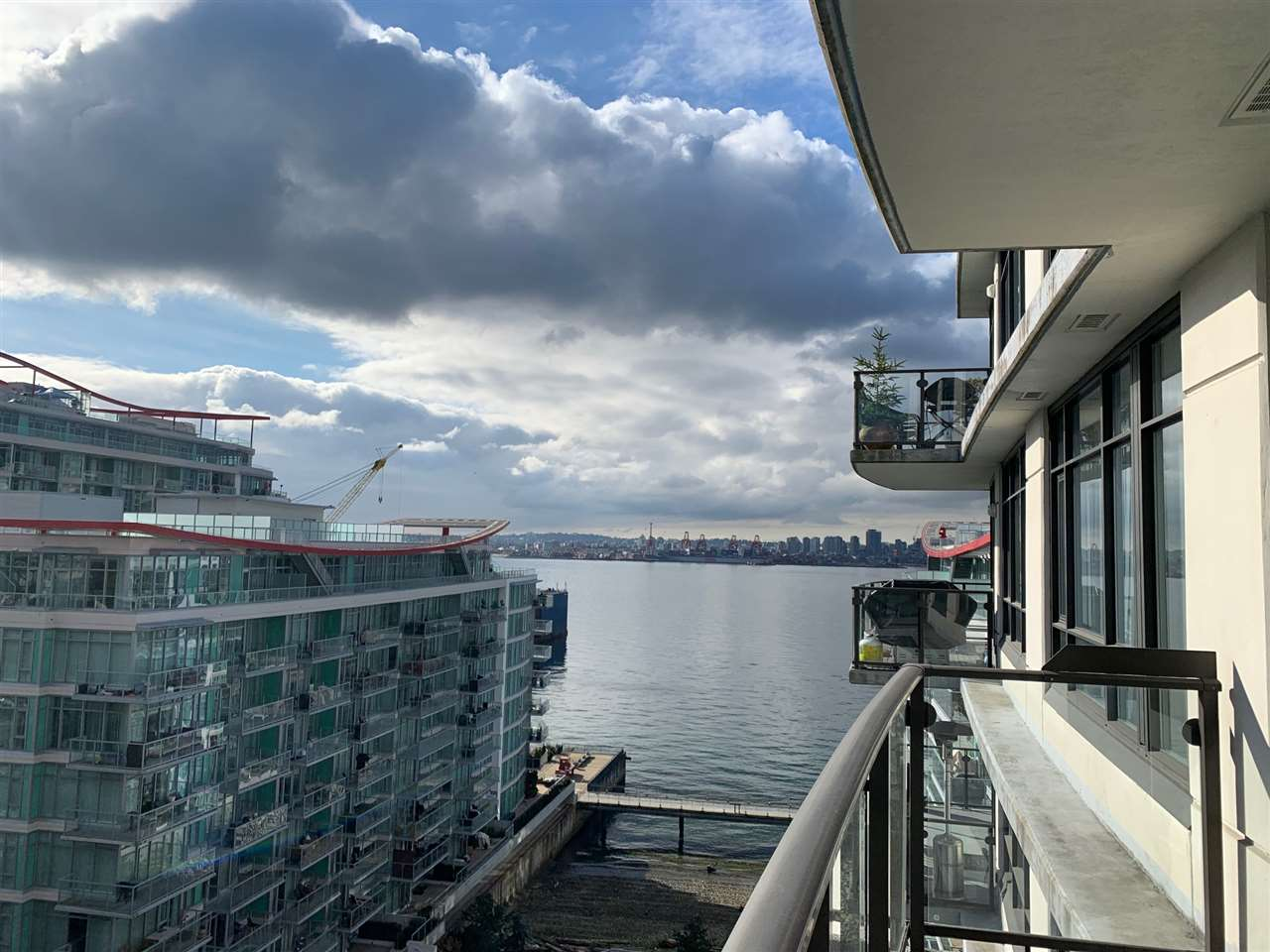 1103 162 VICTORY SHIP WAY - Lower Lonsdale Apartment/Condo for sale, 1 Bedroom (R2545165) - #1