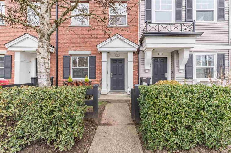 32 11067 BARNSTON VIEW ROAD - South Meadows Townhouse for sale, 2 Bedrooms (R2545198)