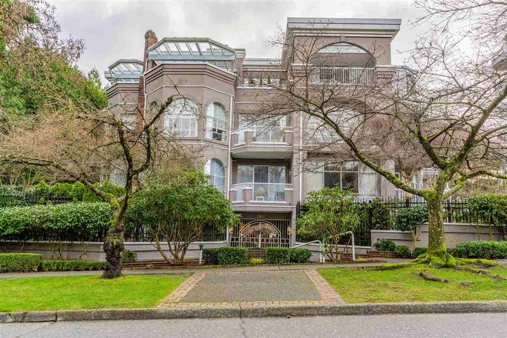 202 2210 W 40TH AVENUE - Kerrisdale Apartment/Condo for sale, 2 Bedrooms (R2545309)