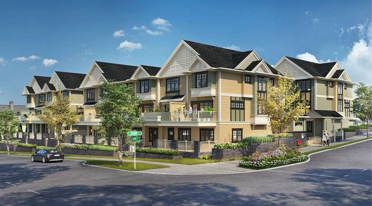 215 80 ELGIN STREET - Port Moody Centre Townhouse for sale, 2 Bedrooms (R2545311)