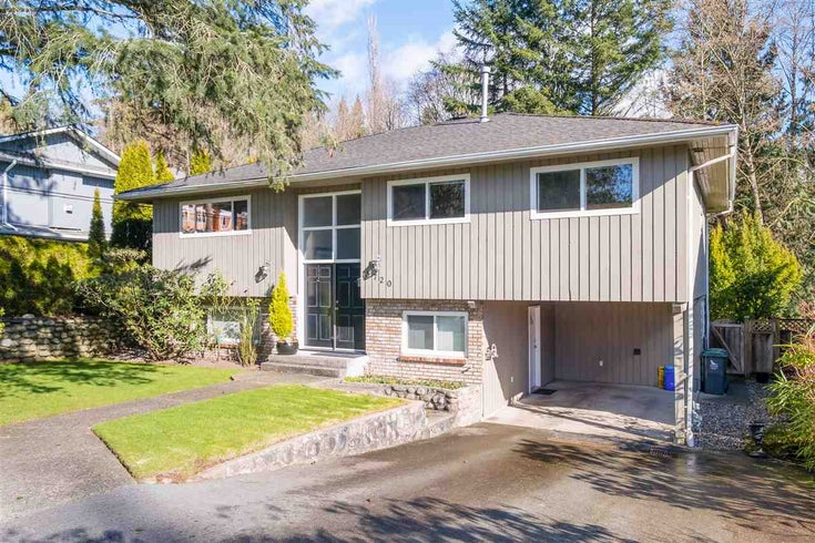 3720 CAMPBELL AVENUE - Lynn Valley House/Single Family for sale, 4 Bedrooms (R2545443)