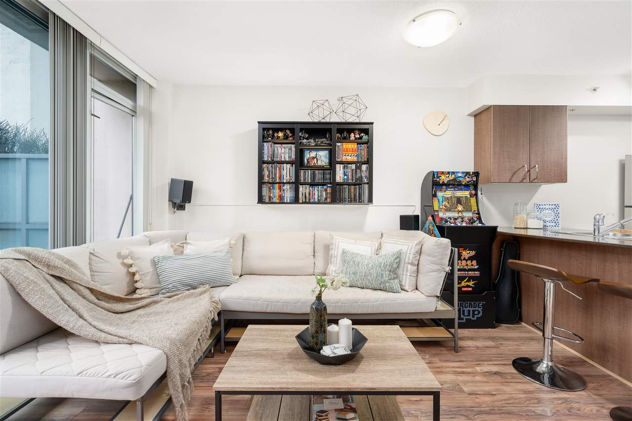 419 610 GRANVILLE STREET - Downtown VW Apartment/Condo for sale, 1 Bedroom (R2545452) - #1