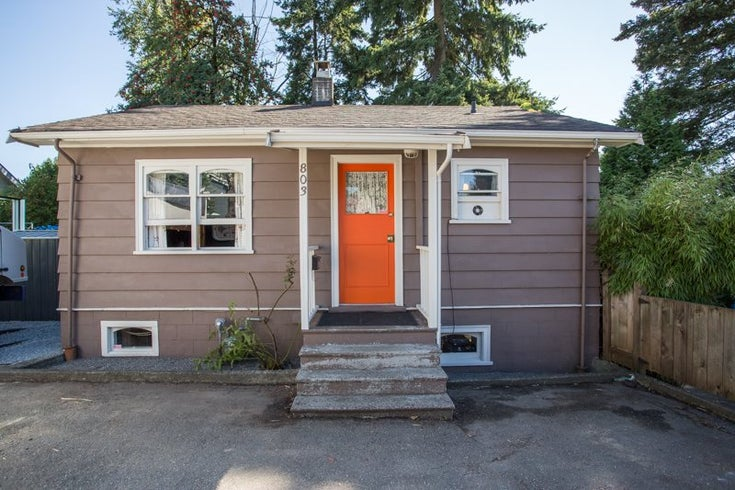803 LOUGHEED HIGHWAY - Coquitlam West House/Single Family for sale, 2 Bedrooms (R2545507)