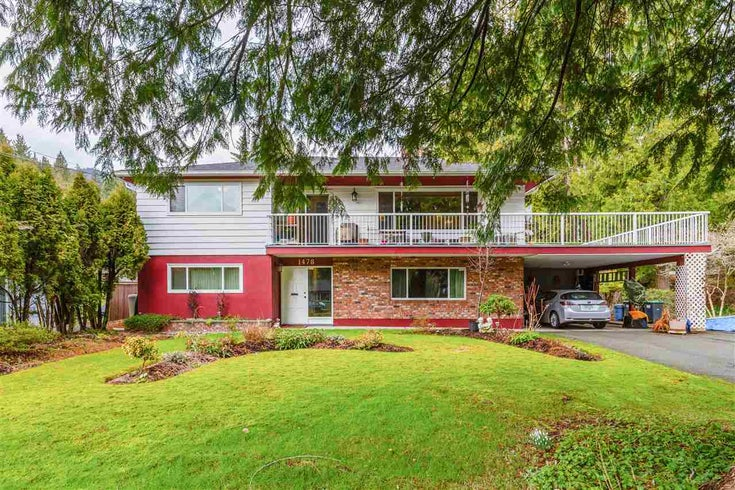 1478 COLEMAN STREET - Lynn Valley House/Single Family for sale, 5 Bedrooms (R2545523)