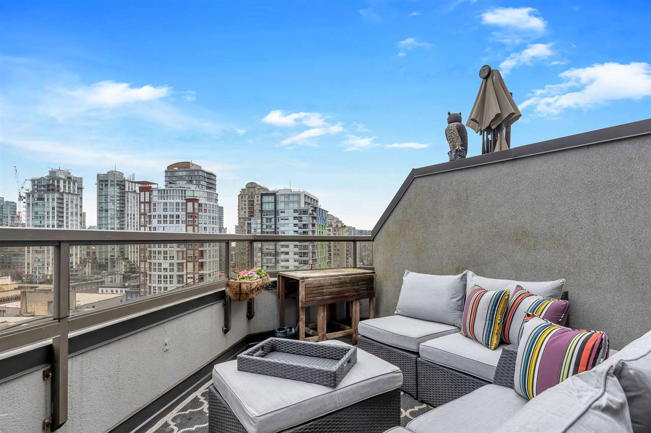 PH1105 1010 HOWE STREET - Downtown VW Apartment/Condo for sale, 2 Bedrooms (R2545545) - #1