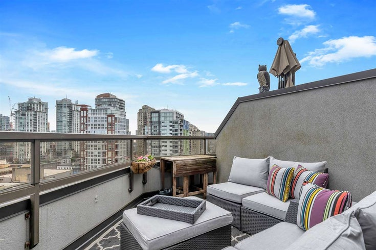 PH1105 1010 HOWE STREET - Downtown VW Apartment/Condo for sale, 2 Bedrooms (R2545545)