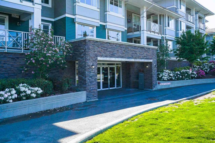 106 46262 FIRST AVENUE - Chilliwack E Young-Yale Apartment/Condo for sale, 1 Bedroom (R2545584)