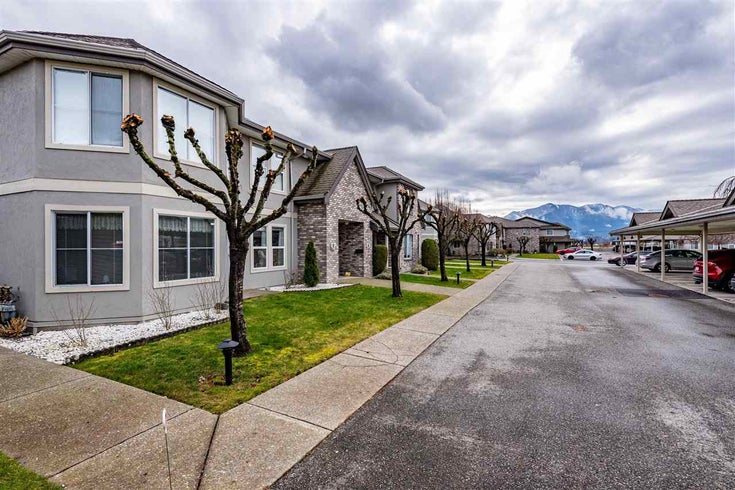 7 8533 BROADWAY STREET - Chilliwack E Young-Yale Townhouse for sale, 2 Bedrooms (R2545598)