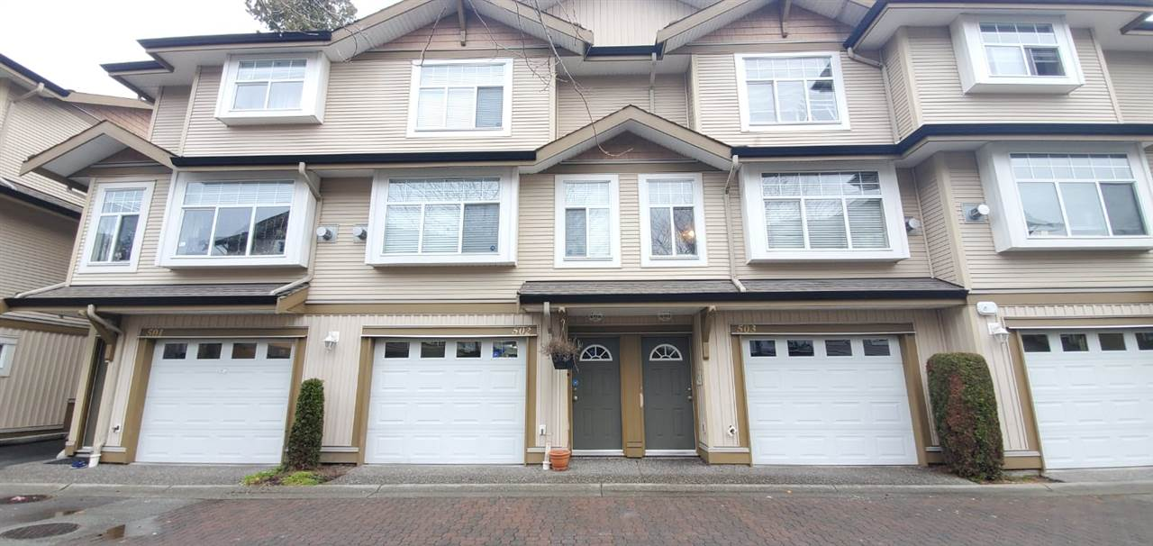 502 9580 PRINCE CHARLES BOULEVARD - Queen Mary Park Surrey Townhouse for sale, 3 Bedrooms (R2545618)