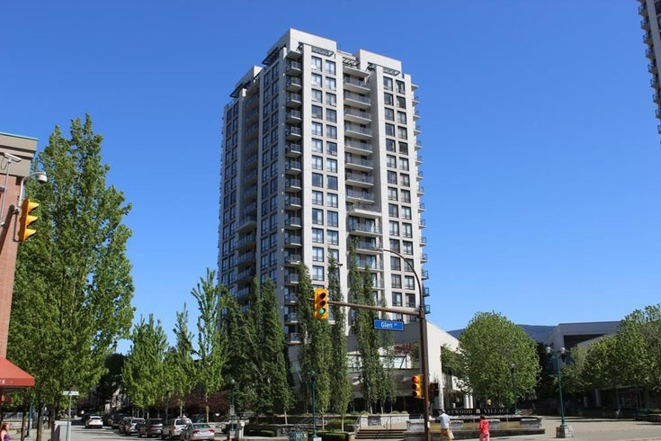 503 1185 THE HIGH STREET - North Coquitlam Apartment/Condo for sale, 1 Bedroom (R2545628)