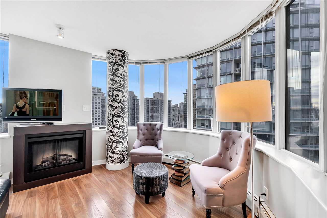 3005 688 ABBOTT STREET - Downtown VW Apartment/Condo for sale, 1 Bedroom (R2545663) - #1