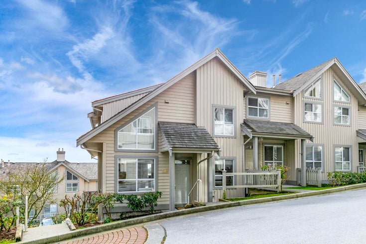 519 1485 PARKWAY BOULEVARD - Westwood Plateau Townhouse for sale, 4 Bedrooms (R2545674)