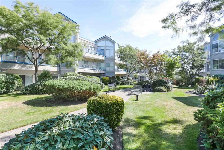 204 4743 W RIVER ROAD - Ladner Elementary Apartment/Condo for sale, 2 Bedrooms (R2545716)