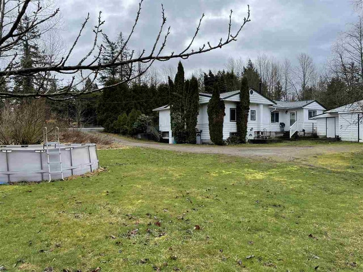 2055 200 STREET - Brookswood Langley House with Acreage for sale, 3 Bedrooms (R2545739)