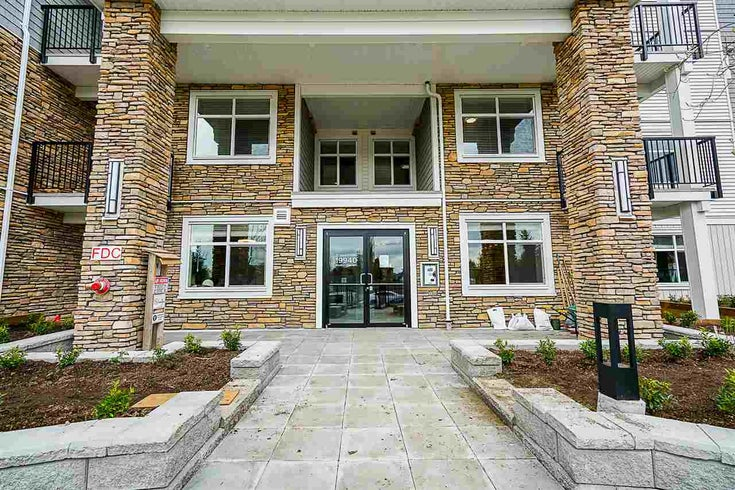 403 19940 BRYDON CRESCENT - Langley City Apartment/Condo for sale, 2 Bedrooms (R2545741)